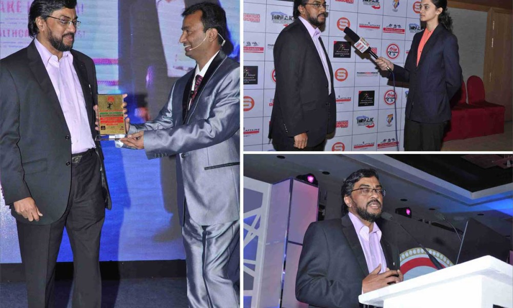 Lifespan Clinic is voted as India's Most Promising & Valuable Diabetes-Cardiometabolic Clinic Chain 2014 at Pharmaleaders 2014 Power Brand