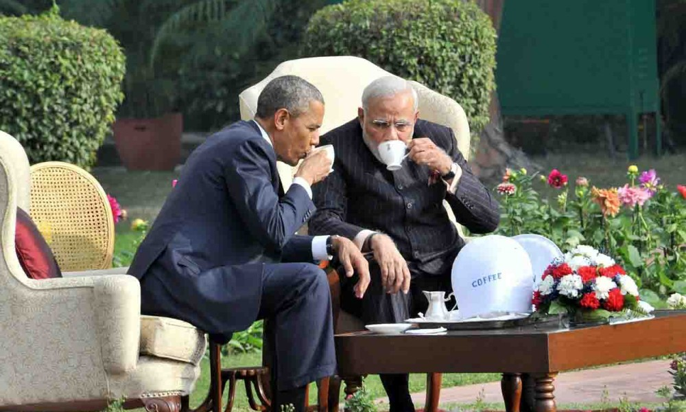Obama Ends Visit With Challenge to India on Climate Change