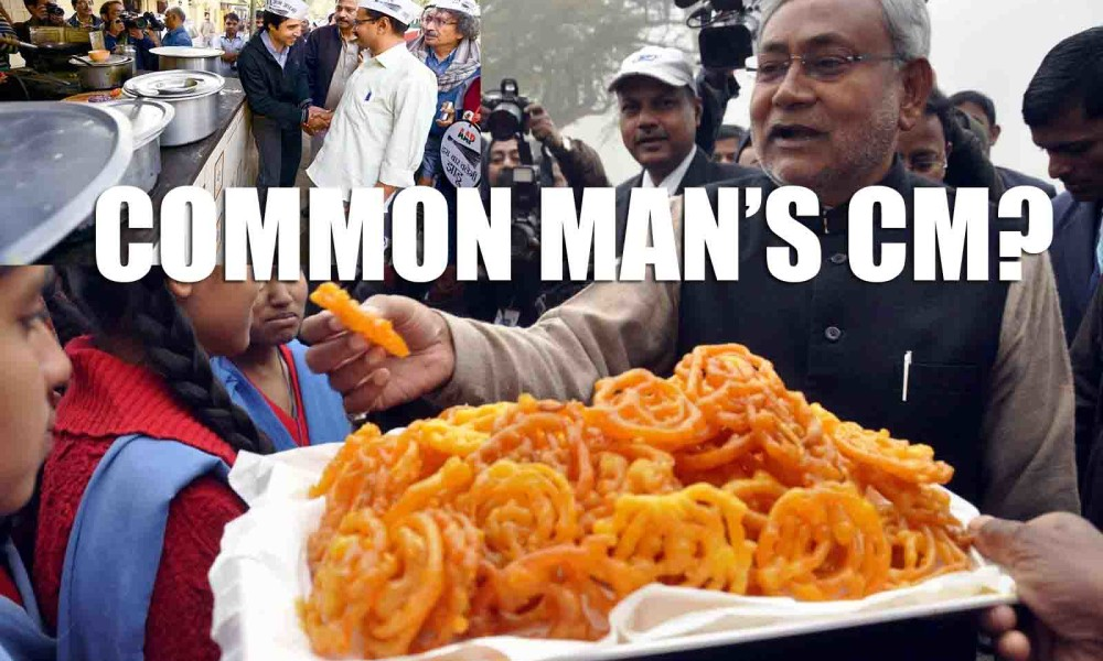 Red-faed Ex Deputy CM Sushil Kumar Modi& Bihar BJP Strong man mocks at Nitish Kumar's Morality, says, the self proclaimed  Nitish Babu is not Arvind Kejriwal!