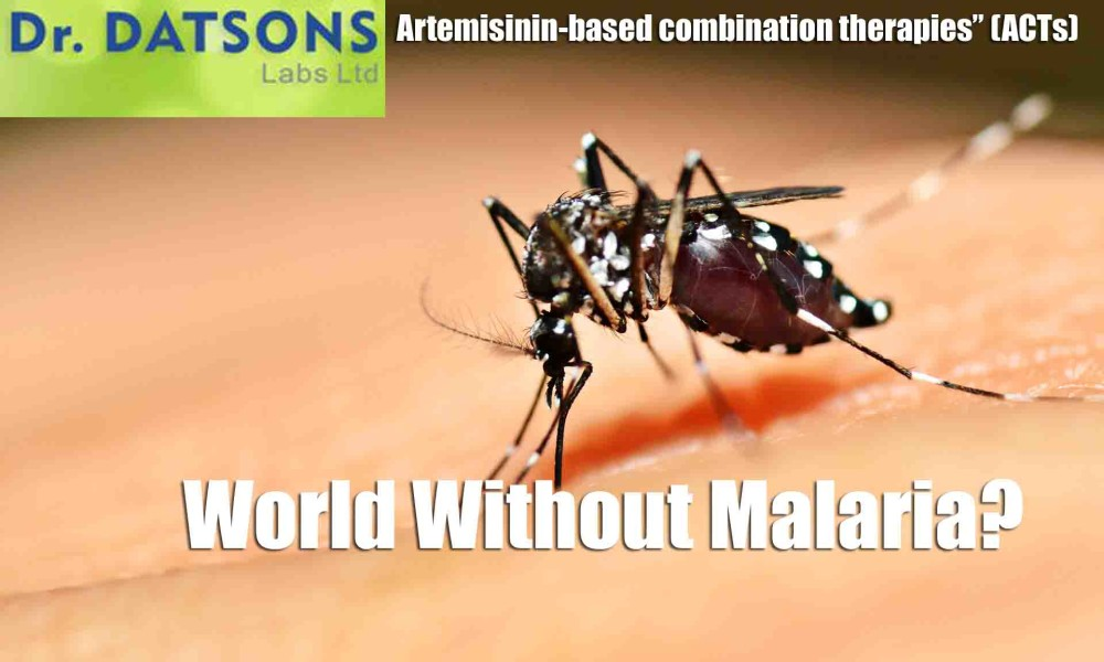 Dr. Datsons Labs to partner with Clinton Foundation to supply Anti-Malarial Drugs to Eliminate Malaria on UNITAID-CHAI Malaria Treatment Project 2015