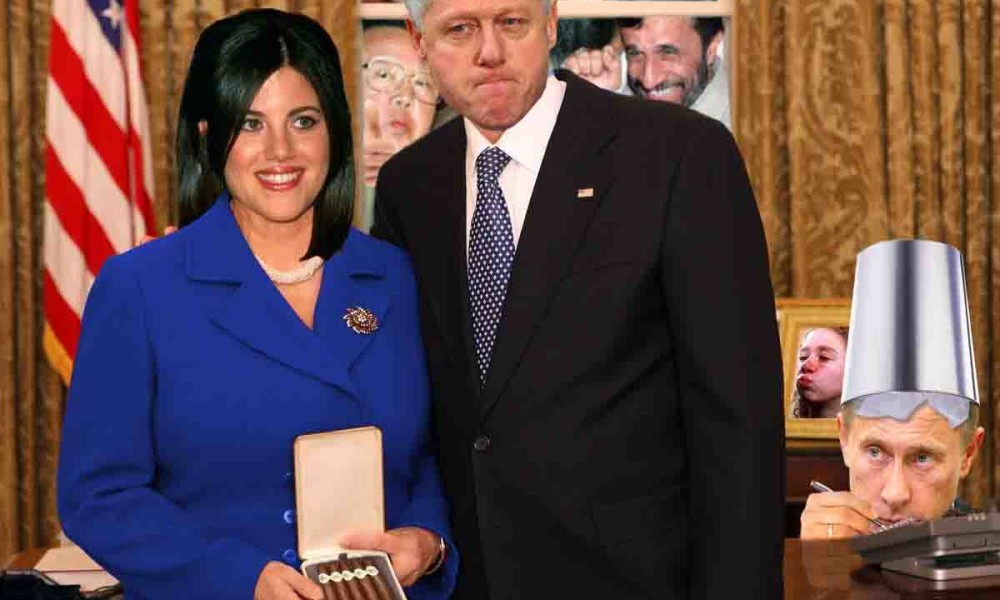 Monica Lewinsky Calls Herself 'Patient Zero' For The Epidemic Of Online Bullying, Shaming