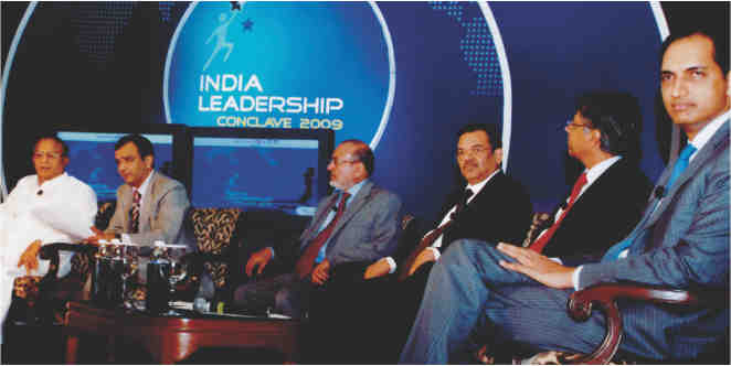 3rd Annual India Leadership Conclave & Awards 2012 opening Video