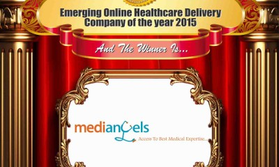 Emerging Online Healthcare Delivery Company of the year 2015