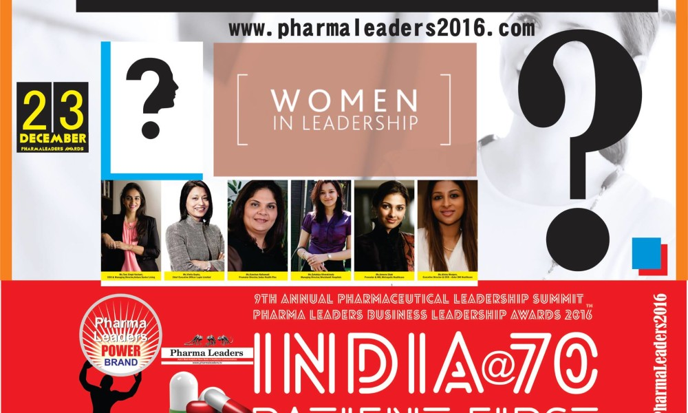 "Pharma & healthcare leaders, policy makers to address on ""india @ 70, patient first"" at the historic pharma leaders 2016!"
